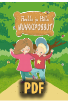 Herkko ja Hilla – Munkkipossut