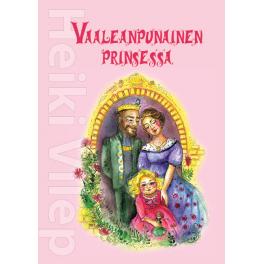 Vaaleanpunainen prinsessa