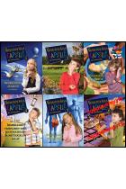 Vastausten kirja lapsille (ja vanhemmille) -sarja (1-6)