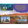 Tavutettu maailma - Madagaskar-Paraguay
