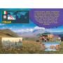 Tavutettu maailma - Ecuador-Itävalta
