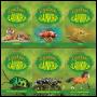 Lasten eläinkirja - 6 kirjan sarja